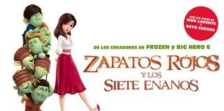 Poster zapatos rojos